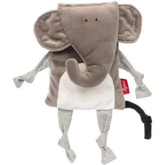 Sigikid Schnuffeltuch Elefant Urban Baby Edition