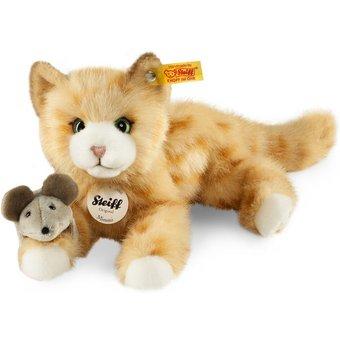 Steiff Kuscheltier Mimmi Katze, 24 cm