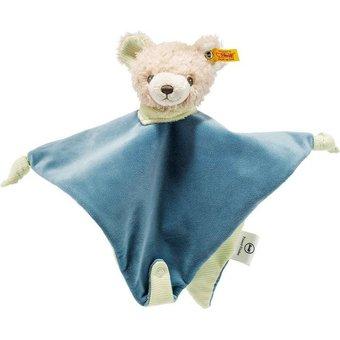 Steiff Friend-Finder Teddybär-Schmusetuch, 28 cm