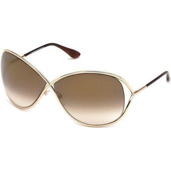 Tom Ford Damen Sonnenbrille Miranda FT0130