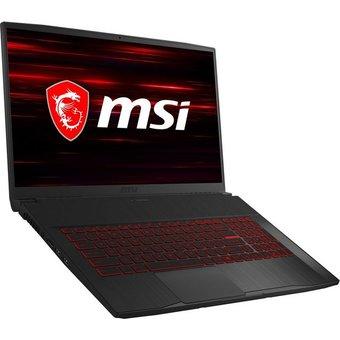 MSI GF75 10SCXR-099 0017F4-099 Notebook 43,9 cm 17,3 Zoll, Intel Core i7, GeForce, 1000 GB HDD, 256 GB SSD