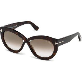 Tom Ford Damen Sonnenbrille Diane-02 FT0577
