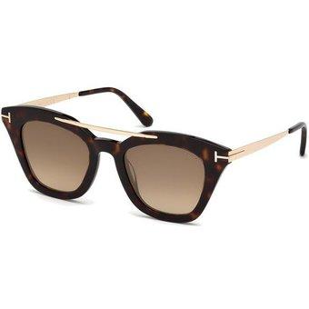 Tom Ford Damen Sonnenbrille Anna-02 FT0575