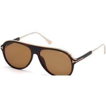 Tom Ford Herren Sonnenbrille Nicholai-02 FT0624