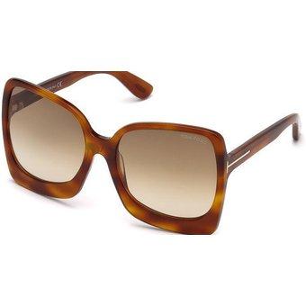 Tom Ford Damen Sonnenbrille Emanuella-02 FT0618, FT0618