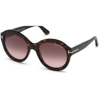 Tom Ford Damen Sonnenbrille Kelly-02 FT0611