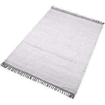 Teppich Fanoos , Home affaire, rechteckig, Höhe 5 mm, Wendeteppich