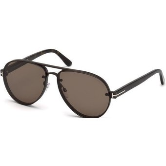 Tom Ford Herren Sonnenbrille Alexei-02 FT0622