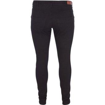 Zizzi Slim-fit-Jeans Damen Sanna Jeans Grosse Grössen Extra Slim Fit Jeanshose Hose