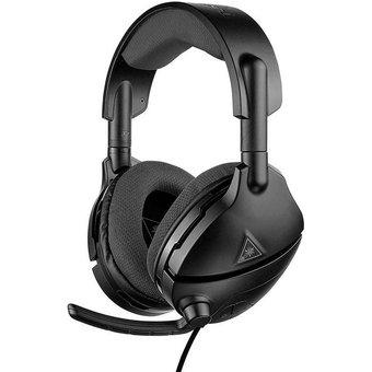 Turtle Beach Atlas Three PC Gaming-Headset ProSpecs Glasses Relief System, Mikrofondesign Fixiertes, durch Hochklappen stummschaltbares Kugelmikrofon