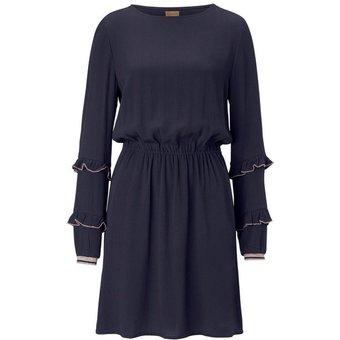 Odeon Kleid mit Taillenbetonung
