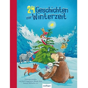 Thienemann Esslinger Verlag 24 Geschichten zur Winterzeit