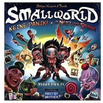 Asmodee Small World Power Pack 1 Spiel