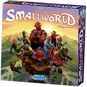 Asmodee Small World Spiel