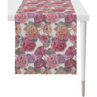 APELT Tischläufer 1553 Summergarden 1-tlg , Gobelingewebe