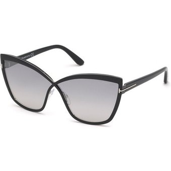 Tom Ford Damen Sonnenbrille Sandrine-02 FT0715