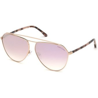Tom Ford Damen Sonnenbrille Binx FT0681