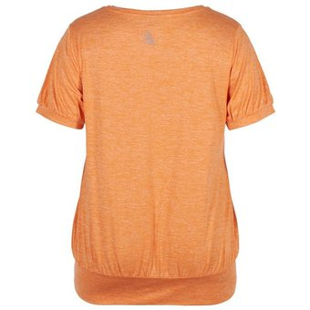 Zizzi Funktionsbluse Damen Sport Shirt Kurzarm Quick Dry Trainings Oberteil Grosse Grössen