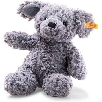 Steiff Soft Cuddly Friends Toni Hund 28 cm blau grau