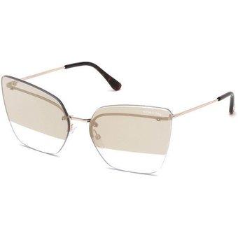 Tom Ford Damen Sonnenbrille Camilla-02 FT0682