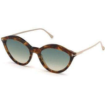 Tom Ford Damen Sonnenbrille Chloe FT0663