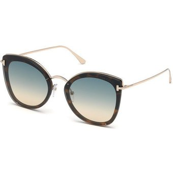 Tom Ford Damen Sonnenbrille Charlotte FT0657