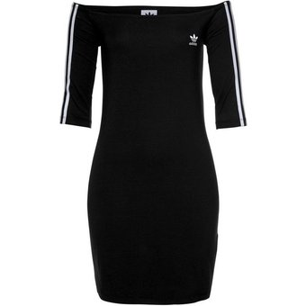 adidas Originals Off-Shoulder-Kleid SHOULDER DRESS