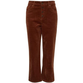 Blendshe Cordhose Egan Mom Crop Jeans