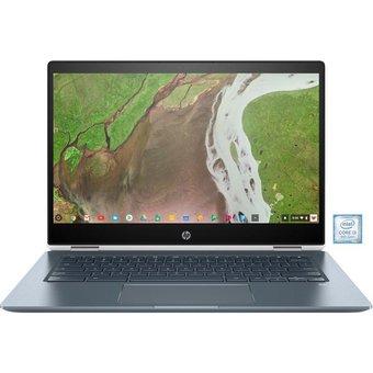 HP Chromebook x360 14-da Convertibel Notebook 35,6 cm 14 Intel Core,64 GB, 8 GB
