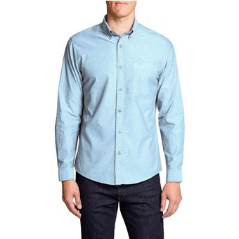Eddie Bauer Hemd Lookout Oxfordhemd