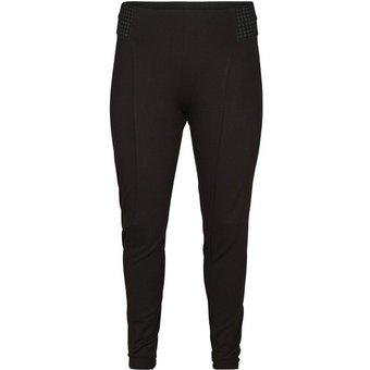 Zizzi Leggings Zizzi Damen Grosse Grössen Eng Hose Slim Fit Stretch
