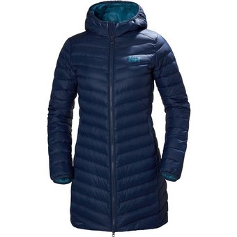 Helly Hansen Outdoorjacke Verglas Isolierende Langjacke Damen