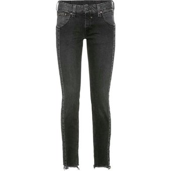 Herrlicher Jeans mit ausgefranstem Saum Touch