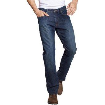 Eddie Bauer 5-Pocket-Jeans Flex Straight Fit