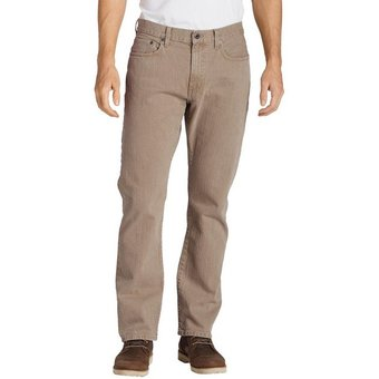 Eddie Bauer 5-Pocket-Jeans Flex Straight Fit