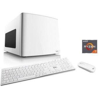 CSL Mini-ITX PC Ryzen 7 3700X, RTX 2060 Super, 16GB DDR4, SSD Gaming Box T8513 Wasserkühlung