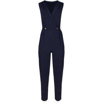 LENITIF Jumpsuit in elegantem Design