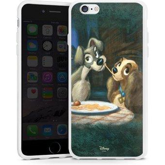 DeinDesign Handyhülle Susi Strolch Apple iPhone 6, Hülle Susi und Strolch Disney Offizielles Lizenzprodukt