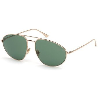 Tom Ford Herren Sonnenbrille Cobra FT0796