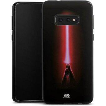 DeinDesign Handyhülle Sith lightsaber Star Wars Samsung Galaxy S10e, Hülle Fanartikel Laserschwert Star Wars