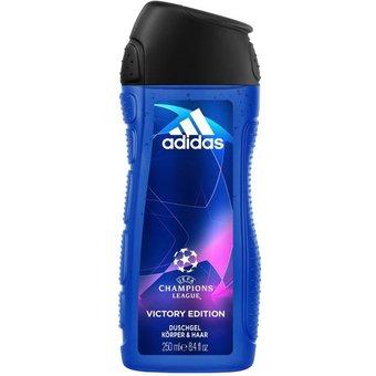 adidas Performance Duschgel UEFA 5 Victory Edition , 6-tlg., für Männer