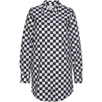 Vans Hemdblusenkleid WM BROADWAY II CHECK DRESS CHECKERBOARD