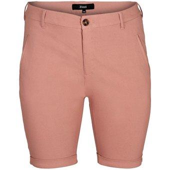 Zizzi Shorts Shorts Grosse Grössen Damen Kurze Hose Slim Fit Sommershorts