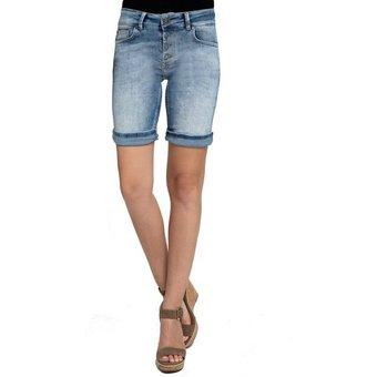 Zhrill Jeansshorts Estelle Shorts Zhrill Damen Shorts Jeans 5 Pocket Vintage Slim Fit Estelle