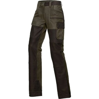 Parforce Traditional Hunting Damen Lederhose Prestige Full-Bull