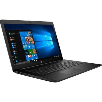 HP 17-by3225ng Notebook 43,9 cm 17,3 Zoll, Intel Core i3, UHD Graphics, GB HDD, 512 GB SSD