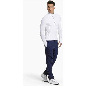 PUMA Stehkragenpullover Rotation 1 4 Zip Damen Golf Pullover