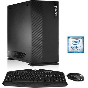 Hyrican Gaming PC i7-9700KF 32GB 480GB SSD 1TB HDD RTX 2060 Alpha 6374 mit Wasserkühlung
