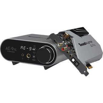 Creative Sound Blaster AE-9PE Soundkarte 7.1 Virtual Surround