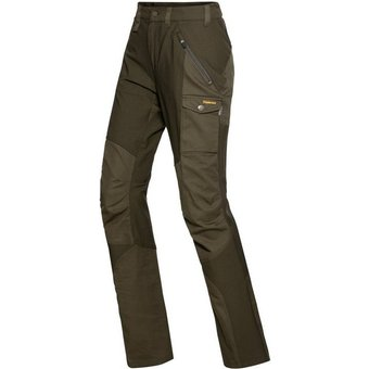 Hubertus Damen Hose Canvas Stretch